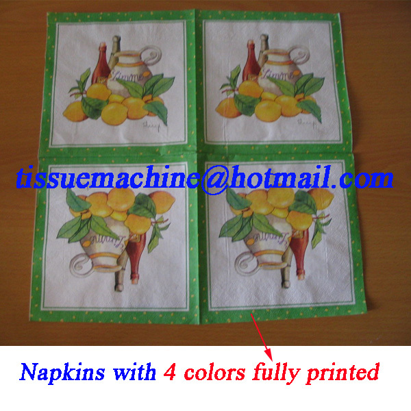Napkin 4C
