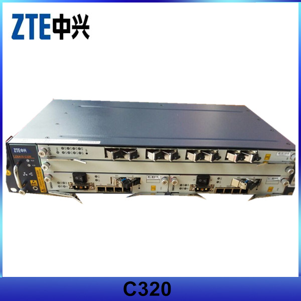 Zte C320 8/16 Ports Gepon/gpon Mini Olt: China Suppliers