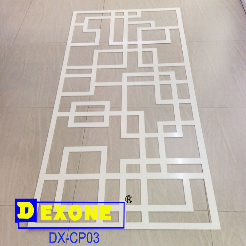 Cnc Metal Perforated Carved Panel With Arts Design Buy