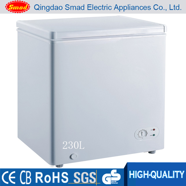 Single temp top open door chest freezer/Top Open Door Chest Freezer