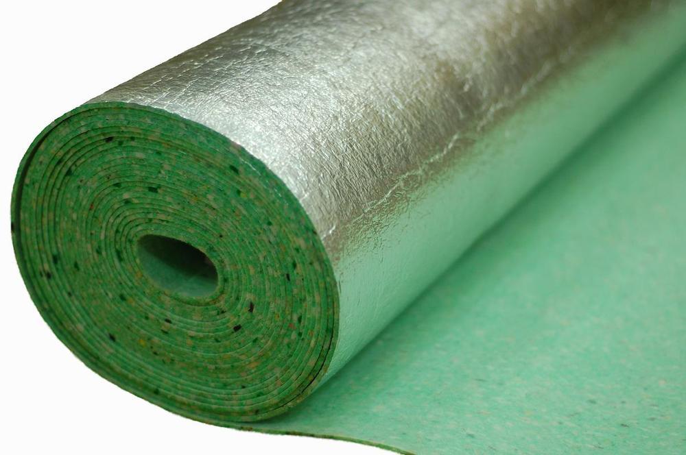Fireproof Floor Underlay Carpet Waterproof 10mm Rubber