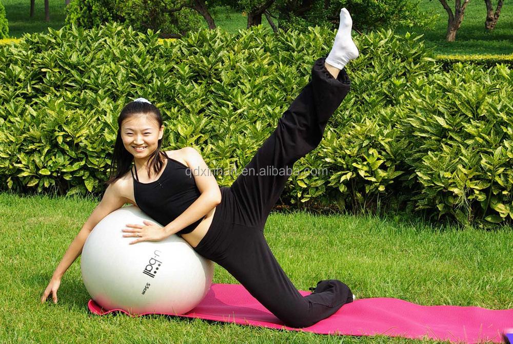 Pvc Black Yoga Mat For Yoga Exercise Buy Black Yoga Mat