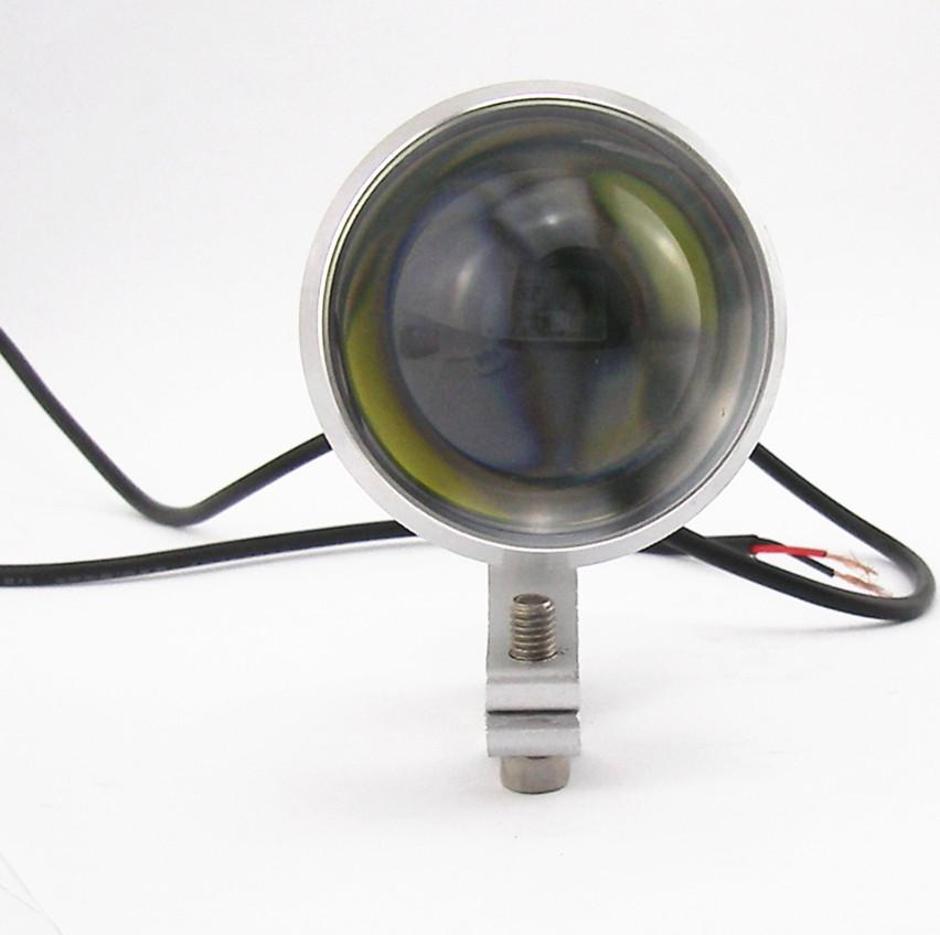 Spotlight Headlight: Waterproof 12V 30W U2 LED Fog Laser Spotlight Headlight