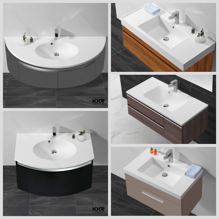 Fashion Design High Quality Antique Home Furniture Bathroom Vanity