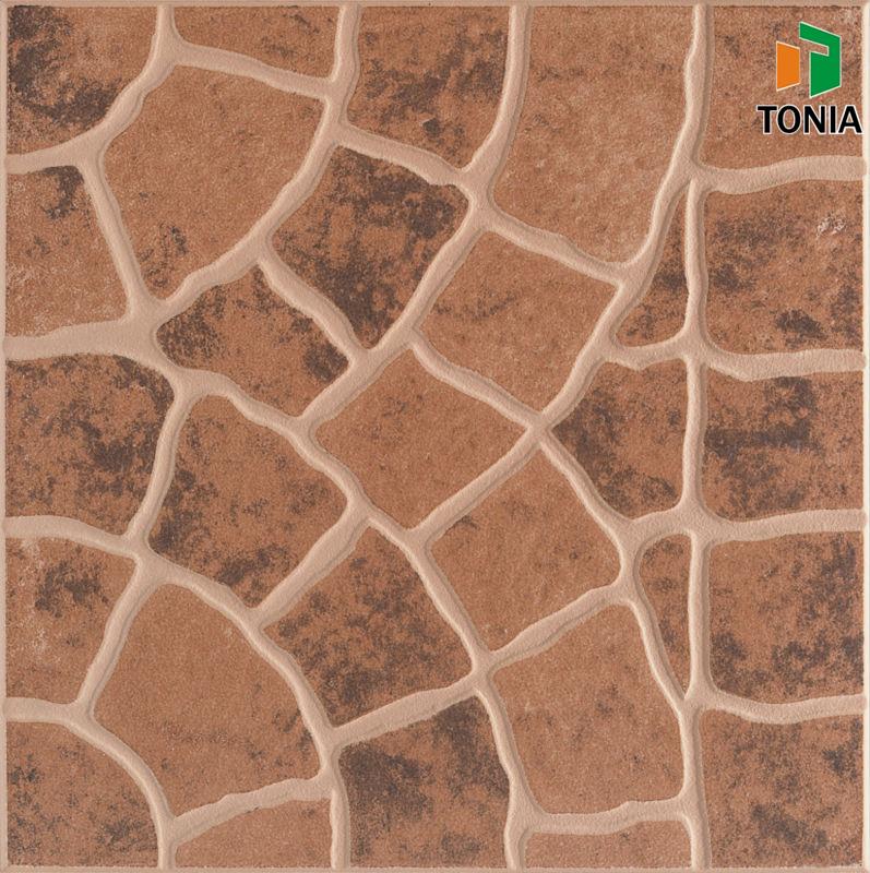 Beige Bathroom Ceramic Tiles Golden Ceramic Tiles 40x40