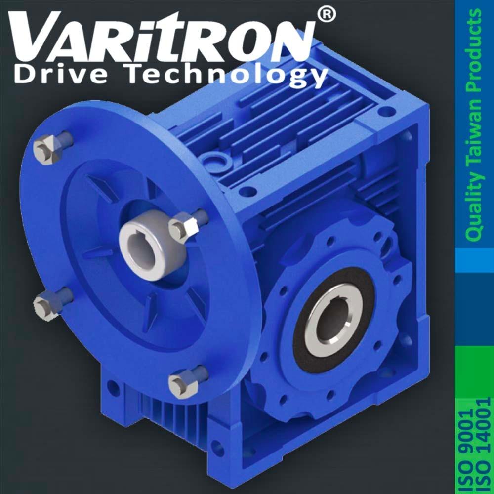 Taiwan Varitron Gear box Speed Reducer Motor nmrv worm
