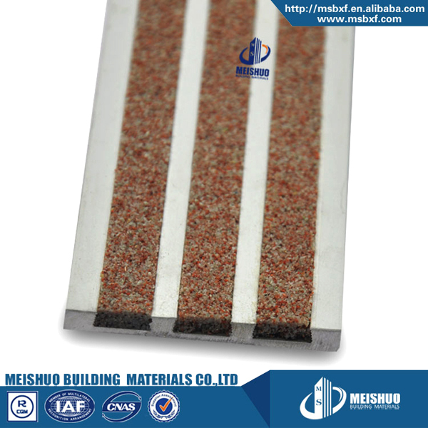 Timber Floor Abrasive Carborundum Strips Nonslip Steel