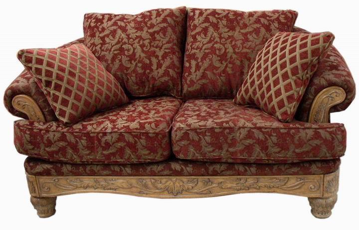 Sofa With Wood Trim 720 X 462 67 Kb Jpeg