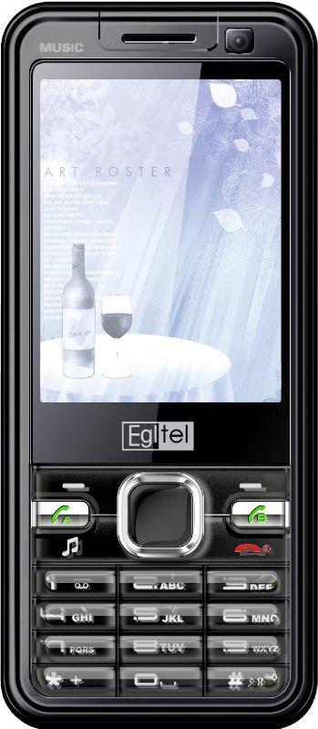 M3 Dual SIM Dual Standby phone