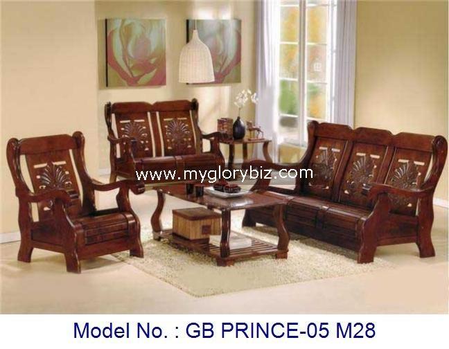 Sofa Ideas Wooden Sofa Set