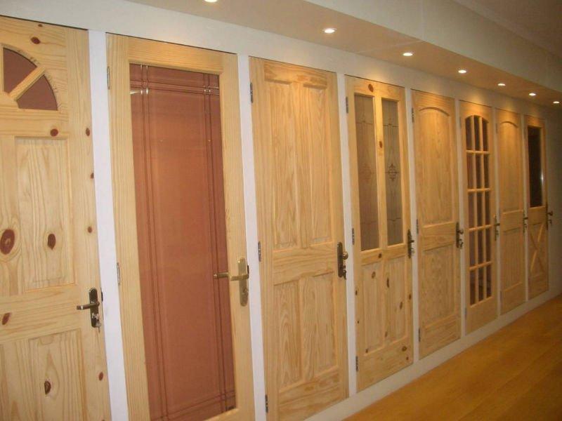 Puertas De Madera Rusticas Para Interiores Trendy With Puertas De