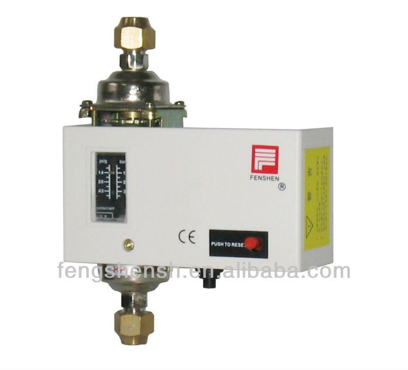 Refrigeration Oil Pressure Switch Wiring Diagram