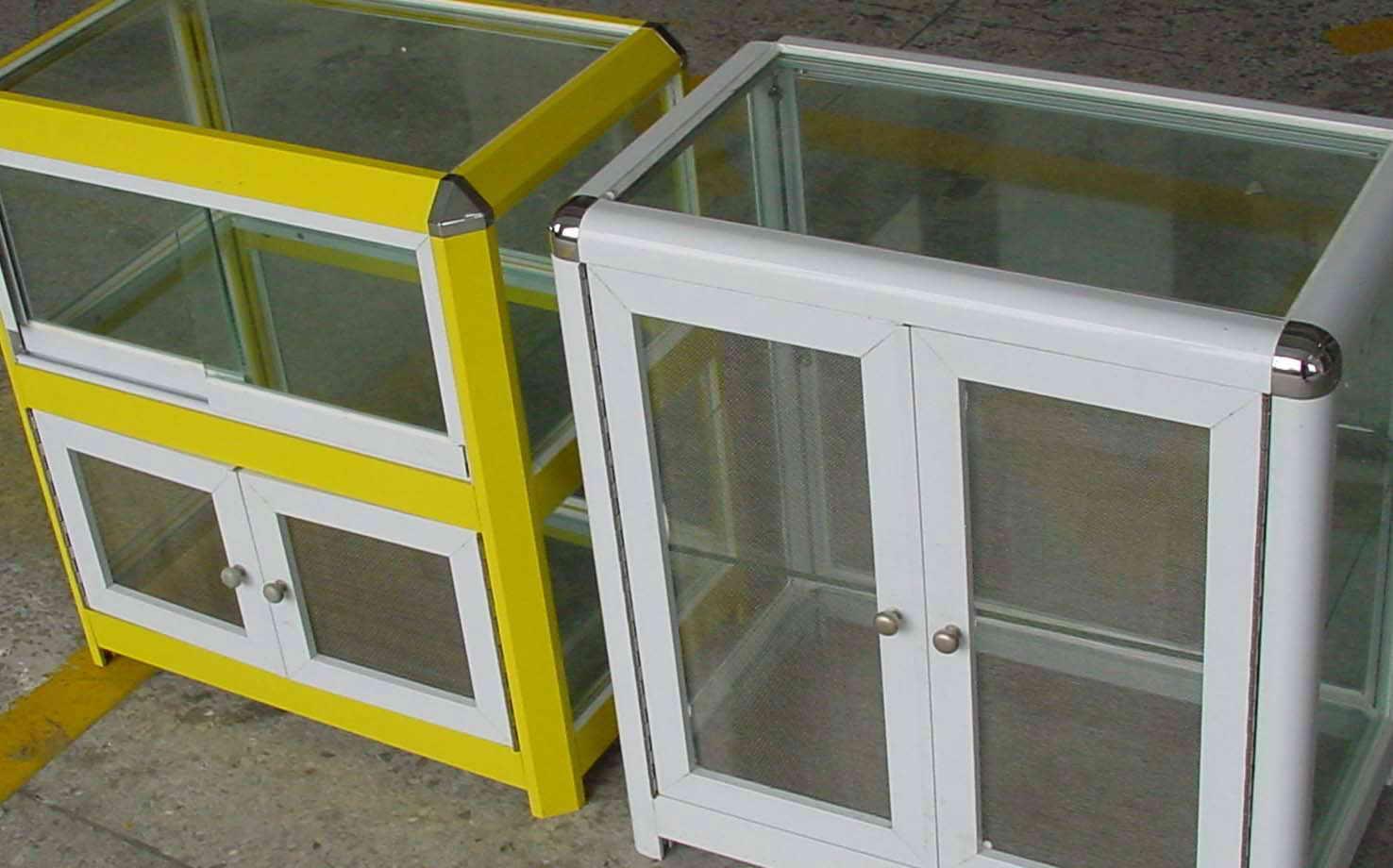 We Sell Aluminium Showcase. --Sunrise Aluminium (Shenzhen) Co., Ltd. - Aluminium Showcase Design