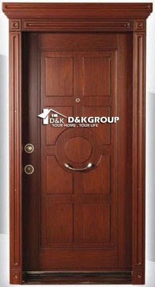 villa turque style acier bois blind porte d 39 entr e portes id du produit 440008544 french. Black Bedroom Furniture Sets. Home Design Ideas