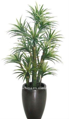 arbre artificiel big artificielle tree yucca 180cm. Black Bedroom Furniture Sets. Home Design Ideas