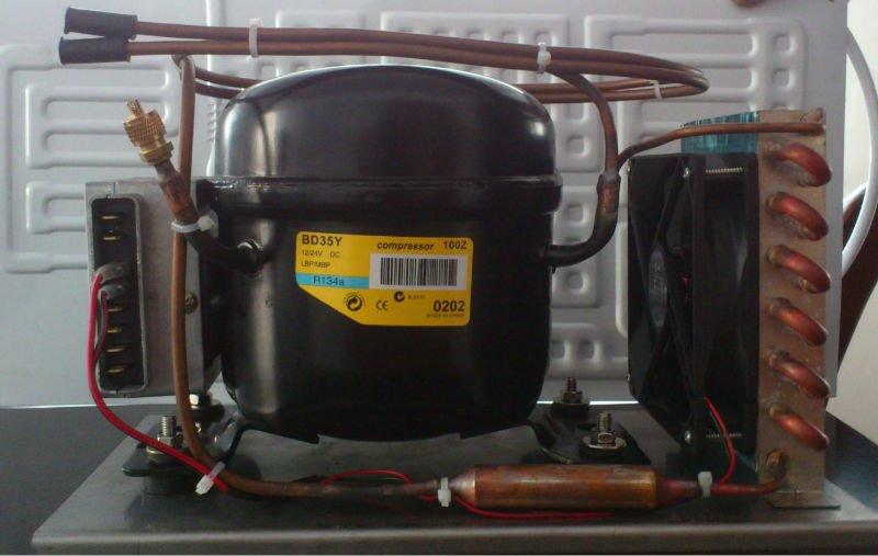 Refrigeration Dc Refrigeration Compressor