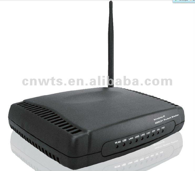 Adsl: Mikrotik Adsl Router