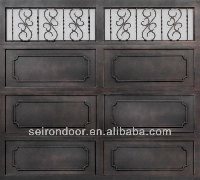 puertas de hierro modelos. puertas modernas exteriores hierro madera