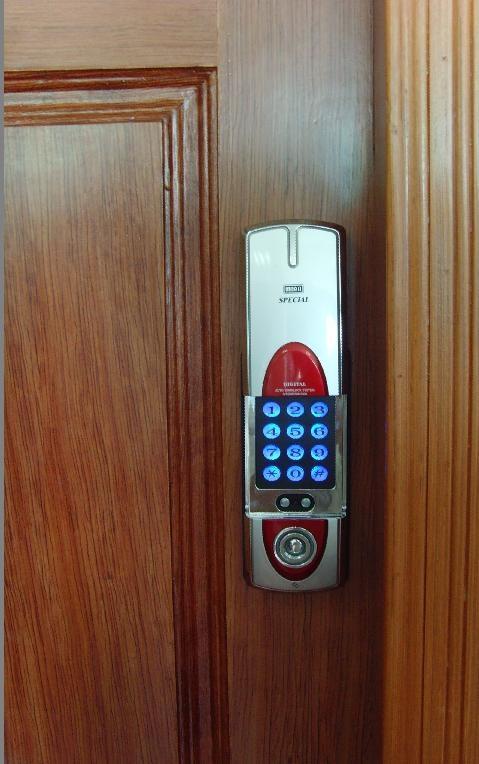 Door Keypad Security Systems