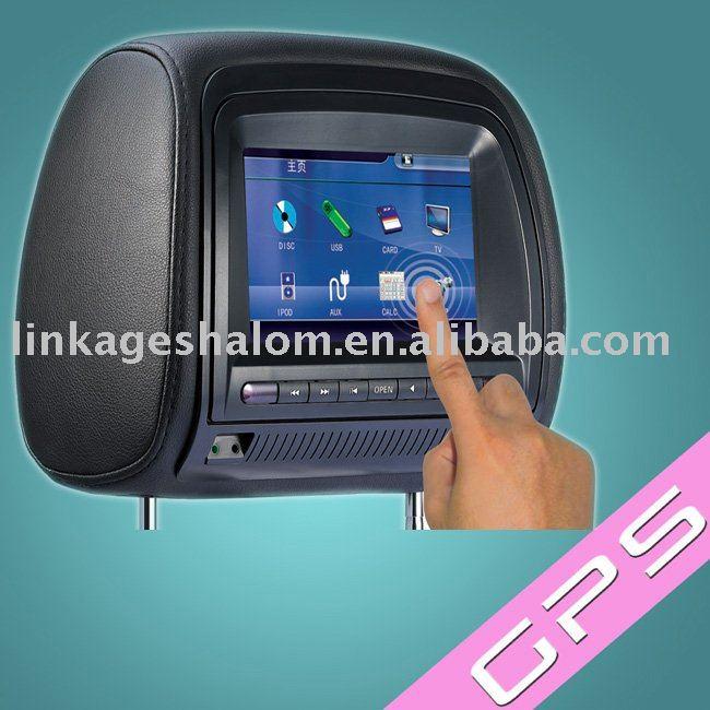 Enclave Headrest Dvd :: Disposable Headrest Covers