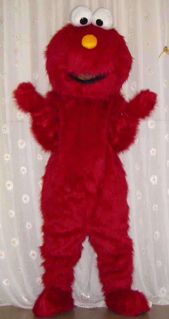 Elmo Adult 78