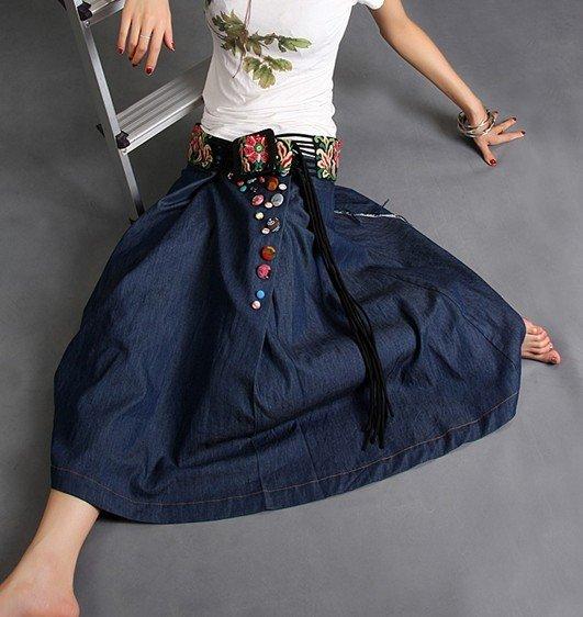 Japanese Skirt Rip 57