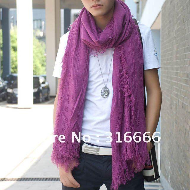 scarfLong Women and Men cashmere scarvesAutumn and Winter scarf Designer Cashmere Scarves For Men