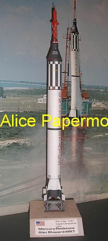 nasa redstone rocket model - photo #10