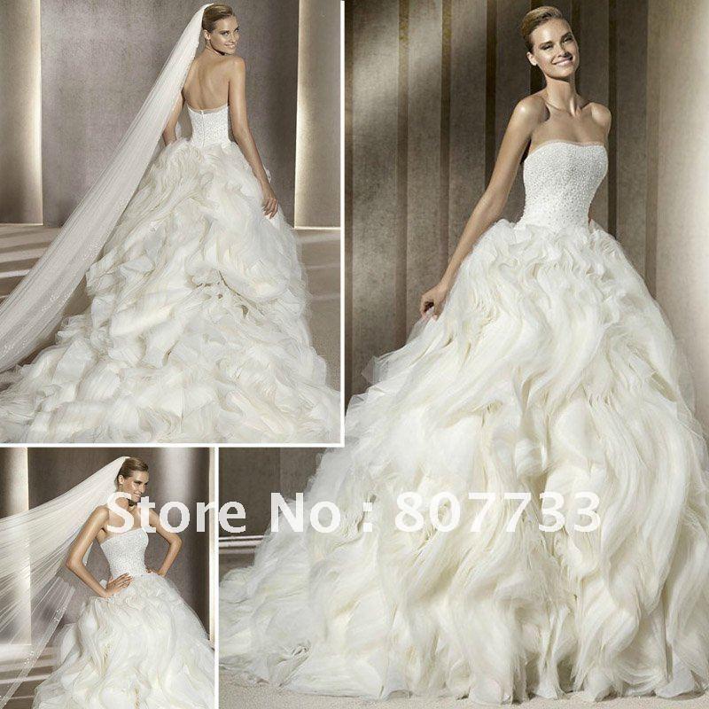 Buy wedding dress get ...