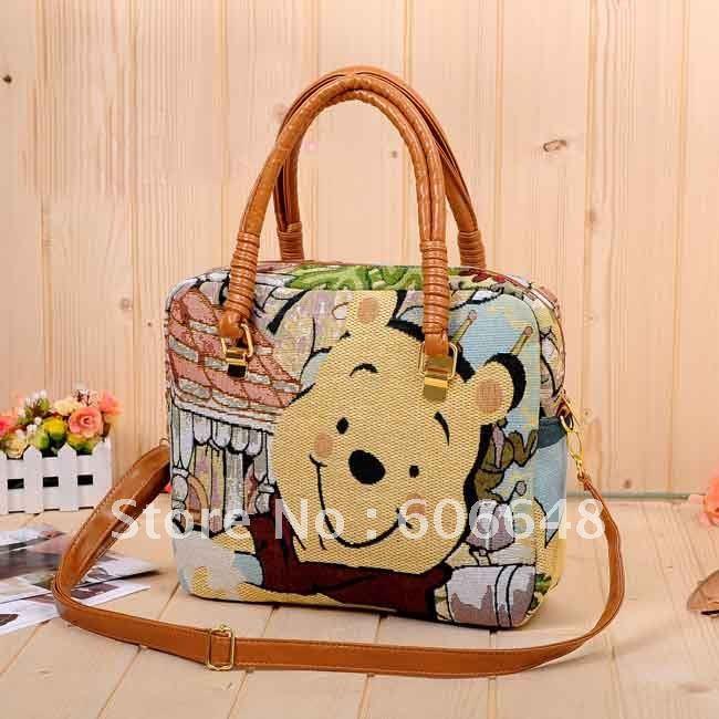 free shipping, high quality fashion ladies Bag/School Bag