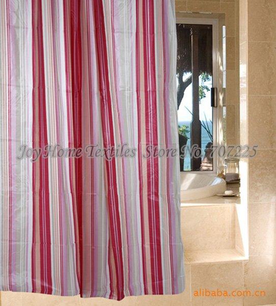 Big Lots Bathroom Decor: Big Ben Design, Polyester EVA Shower Curtain, High Quality