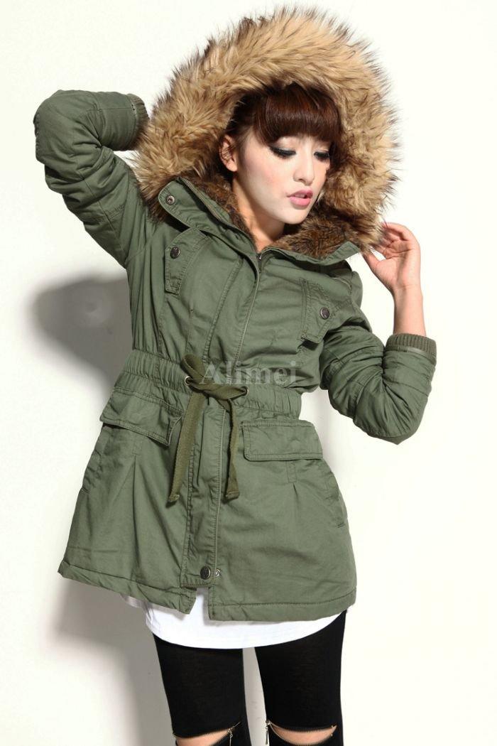 Winter Jackets Ladies Coat Nj