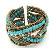 Fashion Handmade Beaded Beads Bracelet fashion jewelry fashion bangle