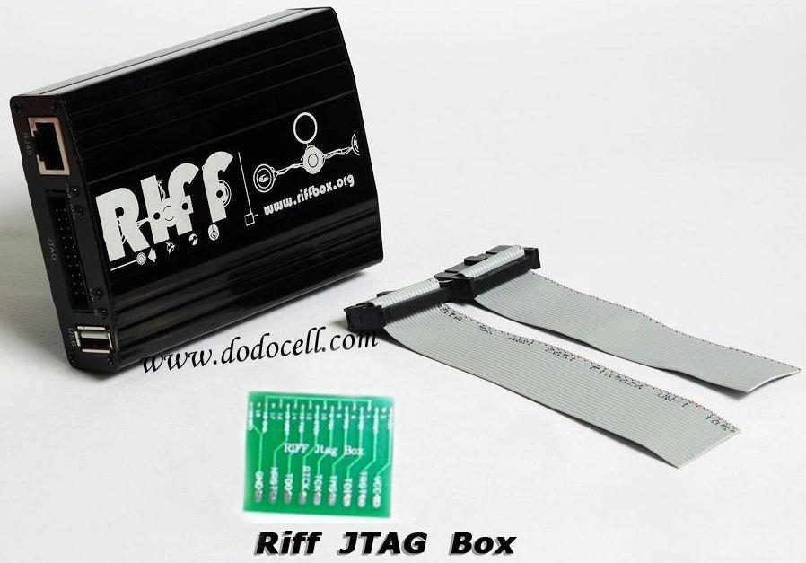 RIFF Box JTAG free ship by DHL